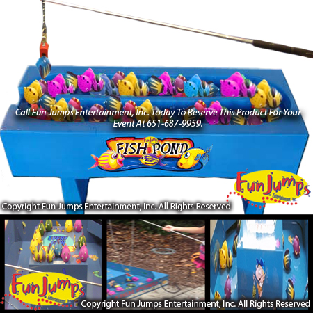 Fish pond carnival games rental twin cities carnivals for Koi pond game online