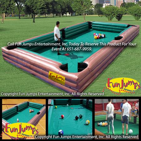 human pool table inflatable rentals mn minnesota rh funjumpsent com human pool table locations near me human pool table near me